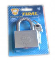 TIDAL Top Security zámok 50 mm + 2kľúče
